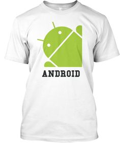 Beautiful Android T Shirt   Limited Edition - Only 10 Available  100% Design - Printed - Shipped - In The USA