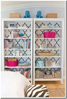 Tips and Ideas for Styling Beautiful Bookshelves