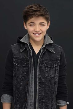 Asher Angel | Andi Mack's Asher Angel – Upcoming Disney Star's Interview with ...