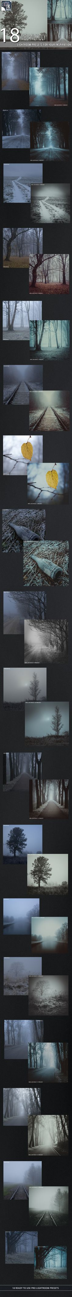 18 Melancholy Lightroom Presets — LRTemplate #abstract #kurnikov • Available here → https://graphicriver.net/item/18-melancholy-lightroom-presets/9795072?ref=pxcr