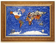 Gemstone World Map.9 Best Maps Gemstone Images Continents Gem Show Countries
