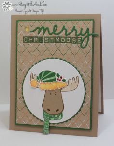 Stampin' Up! Jolly Friends Sneak Peek for Stamp Ink Paper   Stamp With Amy K   Bloglovin'