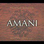 HENNIE BEKKER - AMANI: AFRICAN TAPESTRIES