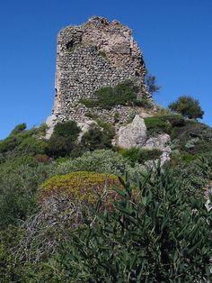 Villamassargia - castello Gioiosa Guardia