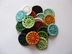 dorset buttons | dorset buttons | Design for every day | Pinterest