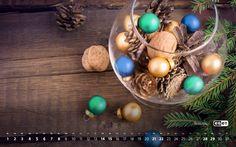 Календарь Январь 2017
