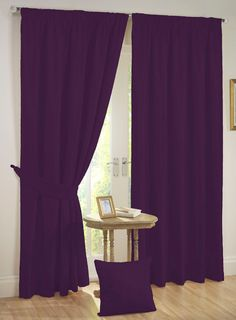16 Awesome Plum Blackout Curtains Snapshot Ideas