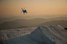 #SCOTTathlete Tom Wallisch in action. Photo: Erik Seo