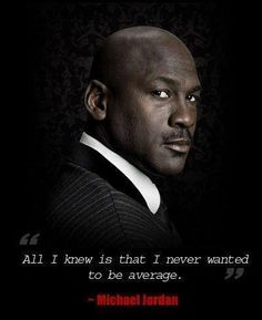 Michael Jordan...the Greatest!