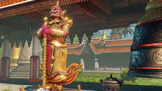 Street Fighter V Temporarily Pulling New DLC Offline To Remove Unintentional Religious References - Features