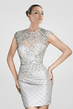 luxurious-illusion-sweetheart-neckline-sheath-cocktail-dress-with-beadings-allover