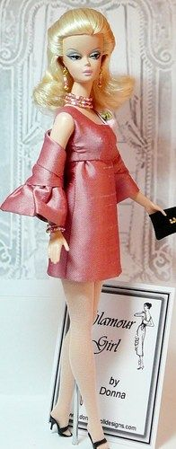 Cocktail Barbie ...