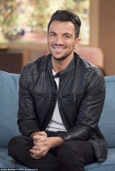 Peter Andre revealed he has slimmed down to the size he was 20 years ago thanks to Strictly