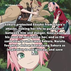 Sakura inspired Naruto its just so awesome