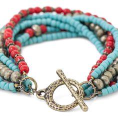Southern Lady Bracelet | Fusion Beads Inspiration Gallery
