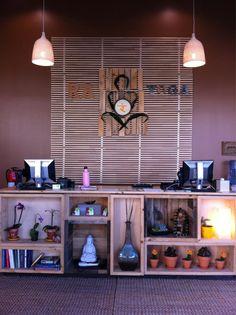 Reception desk | Yelp
