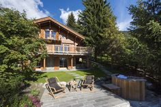 Garden Alps Chalet   Google Search