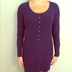 Vertical Design cashmere sweater dress size S Vertical Design cashmere sweater dress size S. NOT splendid (poshmark did not recognize brand...tried to tag a similar brand for visibility) Splendid Dresses Long Sleeve