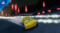 [Video] Cars 3: Driven to Win - First Look Trailer | PS4 PS3 #Playstation4 #PS4 #Sony #videogames #playstation #gamer #games #gaming