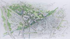 Asker Føyka Byplan Forslag 2009