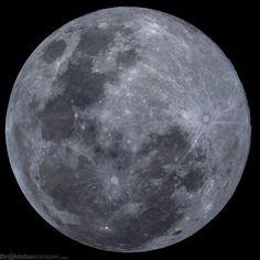 June Super Moon, 2013.