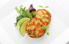 This Thai fish cake recipe from Marcello Tully employs wonderfully fresh Southeast Asian flavours for a marvellous meal. Fish Cakes Recipe, Fish Recipes, Seafood Recipes, Asian Recipes, Cake Recipes, Cooking Recipes, Healthy Recipes, Ethnic Recipes, Savoury Recipes