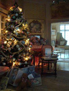 Mini Livingroom Christmas