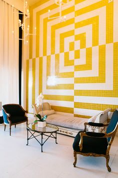 avalon hotel palm springs interior