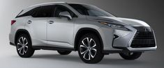 Los Angeles 2018 - New Lexus RX L To Carry Up To 7 Passengers