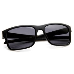 Premium Quality Basic Shape Active Lifestyle Square Sunglasses