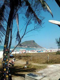 b72c21f2865 Praia do Recreio dos Bandeirantes à Rio de Janeiro