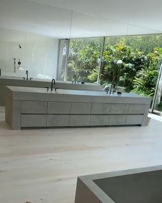House Design, House, Bathroom Interior Design, Kardashian Bathroom, House Inspo, House Interior, Kim House, Minimalist Home Interior, Parisian Interior