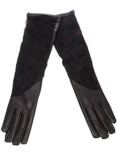 VALENTINO GARAVANI - laced long glove 1