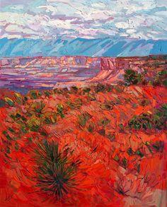 Canyonlands landscap
