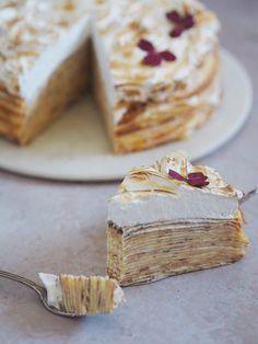 Pandekagekage med cr