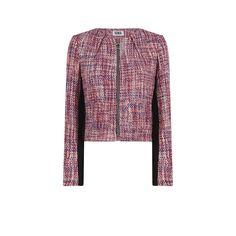 Tweed jacket - sonia by sonia rykiel