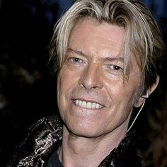 the one and only Bowie