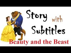 Learn English through story Beauty and the Beast (level Lerne Englisch durch die Geschichte Die S Learn English By Story, Improve English, Learn English Grammar, English Vocabulary, Teaching English, English Language, Education English, English Class, English Lessons