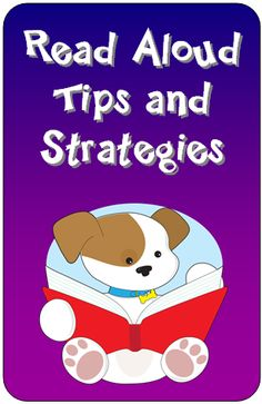 Read aloud tips, strategies, and book picks from Laura Candler