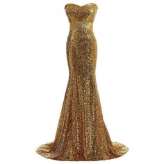 >> Click to Buy << Luxury Gold Sequined Prom Dresses Long 2017 Mermaid Evening Party Dress Sweetheart Graduation Prom Dress vestido de festa curto #Affiliate