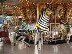 Carousel Animals   Andy Fox's: Carousel Animals - Local Carousels