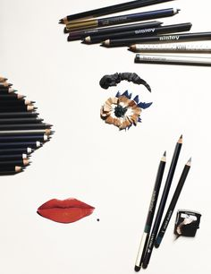 CLM - Photography - Lacey - pencils