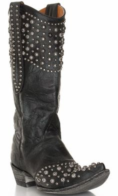 Old gringo cowboy boots COWGIRL CLAD COMPANY http://cowgirlclad.com #cowgirlclad #niceboots