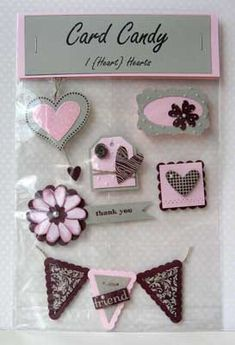 Card Candy | Sara's crafting and stamping studio
