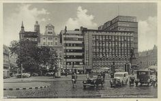 Wrocław - plac Solny (1931)