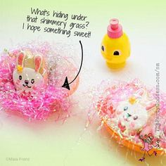 Bunnies, crafts and so much more to get you ready for Easter! | The Party Goddess! #easter #spring #eventplanner