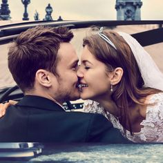Chaumet's bridal jewellery all started with the passionate love Napoléon had for Joséphine and today. Chaumet brings love up to date, French style, with the new video L'Amour à Paris. Discover the jewellery of romance: http://www.thejewelleryeditor.com/bridal/swept-away-with-chaumet-jewellery-impossibly-romantic-lamour-a-paris-bridal-video/ #jewelry #wedding