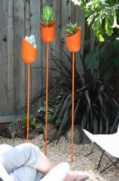 Couldn't be too hard to make with recycled PET bottles?