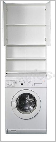 Washing Machine Cupboard Unit Cabinet Wash Bathroom Storage Furniture Laundry | eBay