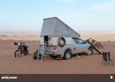 Pick-Up Camper